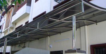 Harga Pagar dan Kanopi Stainless Steel